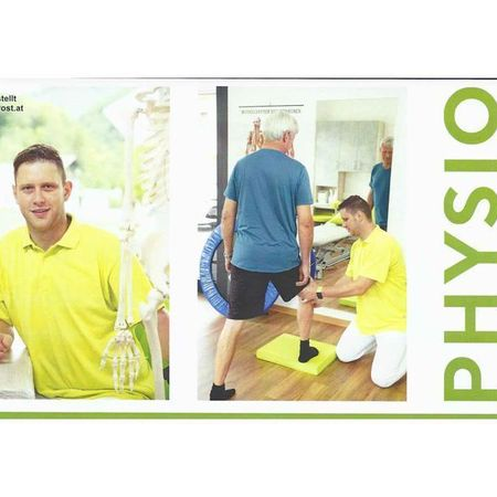 Physiotherapiepraxis Grünau